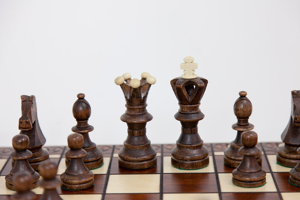 Exceptional Detailed Chess Set Part - 12: Amazon.com