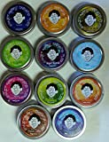 Crazy Aaron's Thinking Putty Mini Tin Complete Bundle Gift Set 11 PACK 2'' tins, 0.47 oz