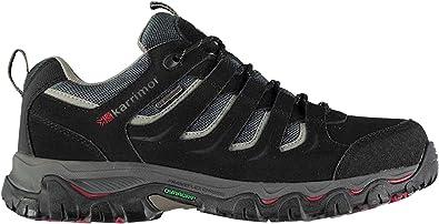 Karrimor Hombre Mount Low Zapatillas Impermeable De Senderismo Trekking: Amazon.es: Zapatos y complementos