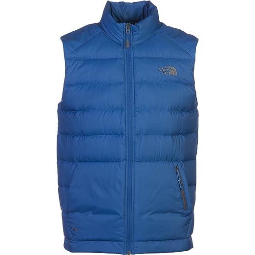 443bc7742 Amazon.com : The North Face Mens Aconcagua Vest S Snorkel Blue ...