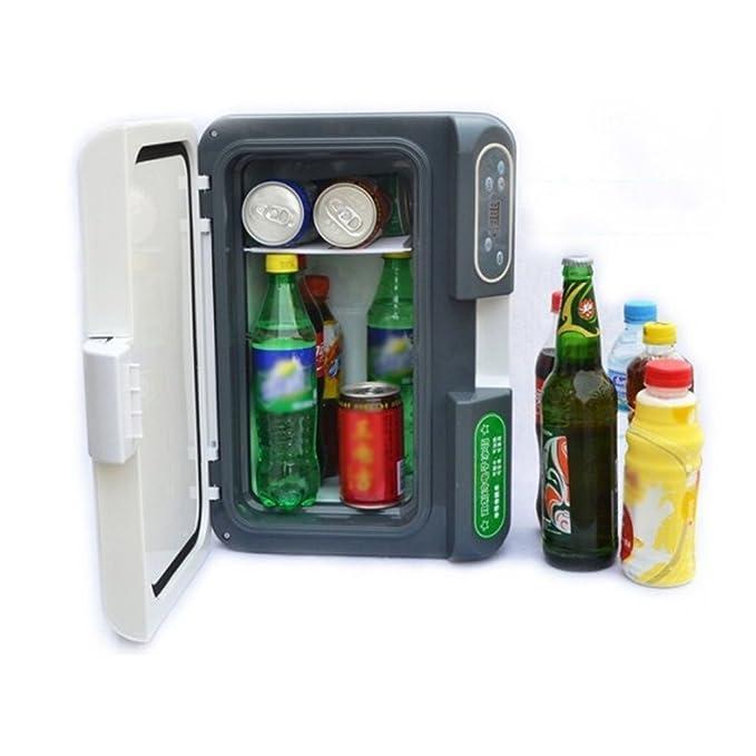 XHX Nevera portátil, refrigerador de doble núcleo Refrigeración ...