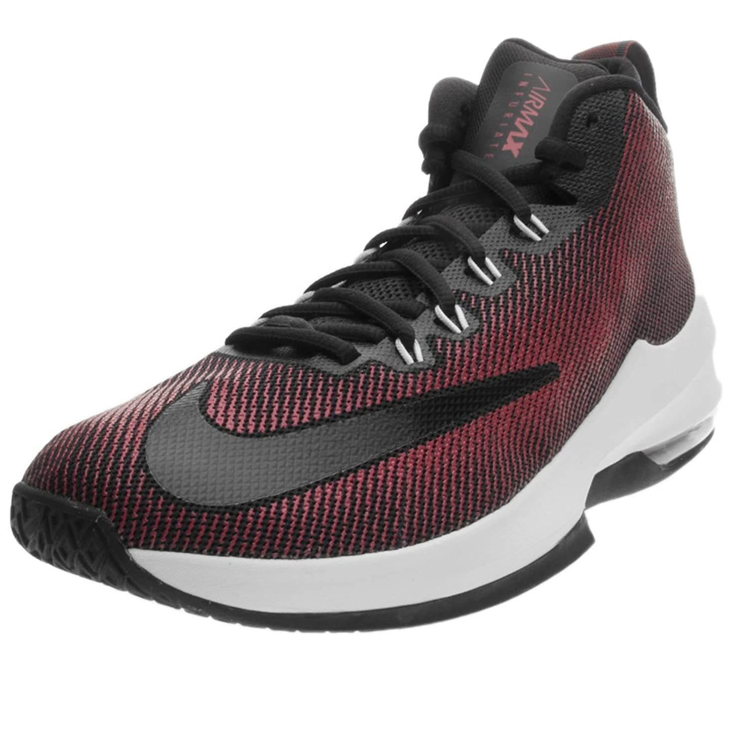59db7afcbb 70%OFF Nike Nike Air Max Infuriate Mid, Chaussures spécial basket-ball pour