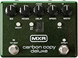 MXR M292 Carbon Copy Deluxe Analog Delay Guitar Effects Pedal
