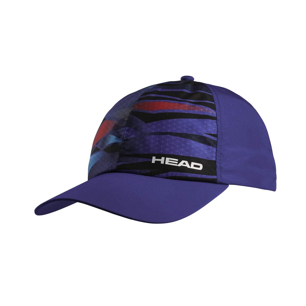 Head Light Function Cap Gorra de Tenis, Azul Marino, Talla única ...