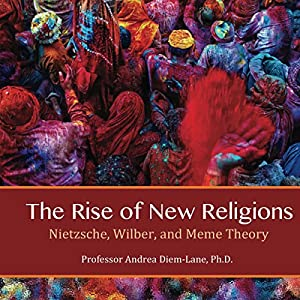 The Rise of New Religions Audiobook