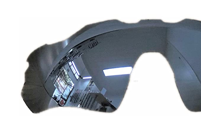 MZM Lentes Polarizadas de Recambio para Oakley Radar EV Path (Black Iridium)