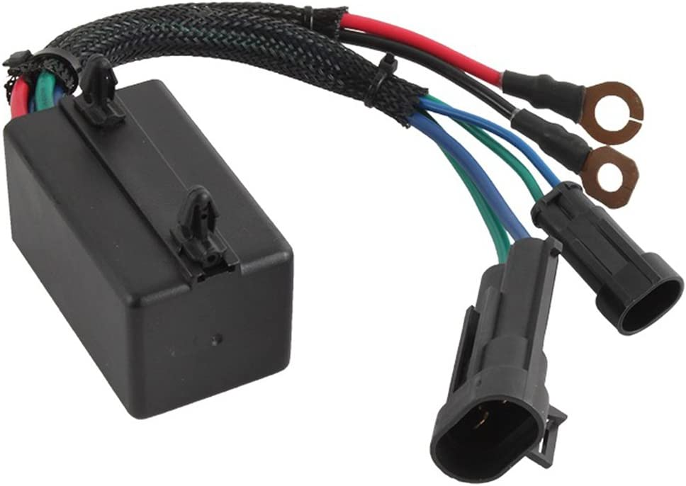 Rareelectrical New 12V Tilt Trim Relay Compatible With Evinrude Marine De15 De20 De22 De25 De30 E115 By Part Numbers 586767 586767