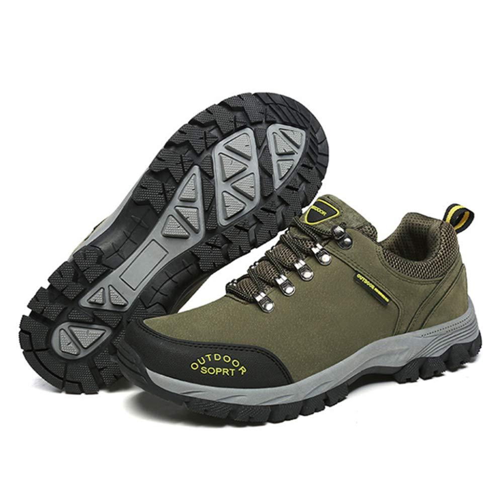 MERRYHE Männer Sport Wandern Schuhe Klettern Klettern Klettern Camping Bergschuh Outdoor Trekking Turnschuhe Plus Größe Schuhe Rutschfeste Trainsners 212579