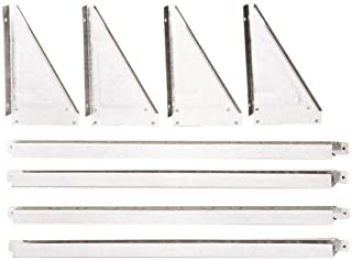 product image for Arrow Shed SS404 Shelving System Kit,Multi