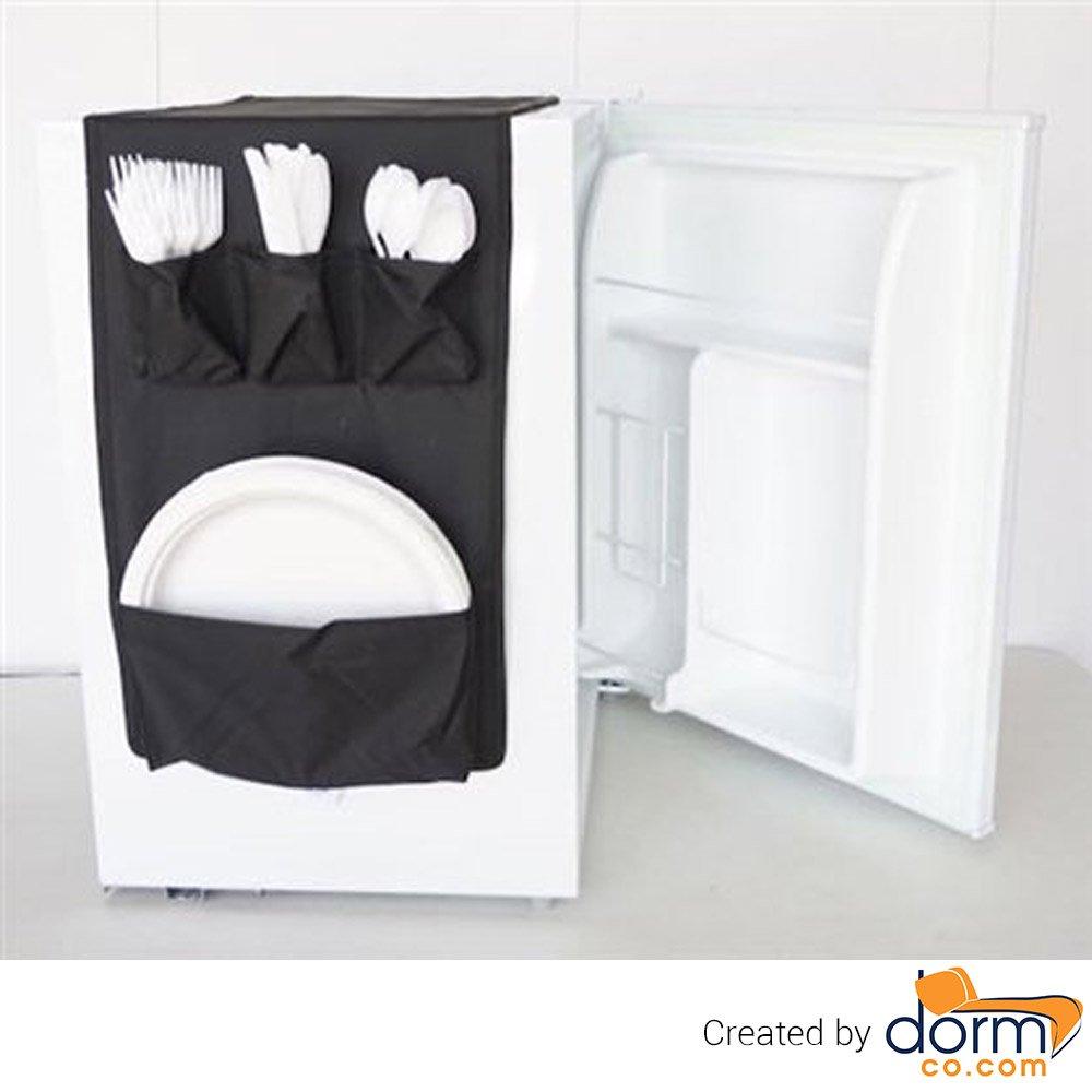 DormCo Cookin Caddy - Over the Fridge Storage Organizer