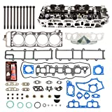 Evergreen CHHSHB2000 85-95 Toyota 2.4 SOHC 22R 22RE 22REC Cylinder Head w/ Gasket Set Head Bolts