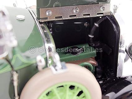 1931 Ford Model A Roadster Brewster Green 1:18 Sun Star 6123 ...