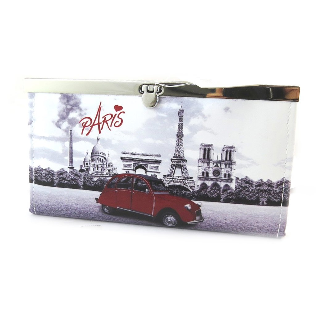 Gran cartera Week-end A Parisgris rojo.: Amazon.es: Equipaje