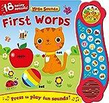 First Words (Sound Book) (Mega Sounds)
