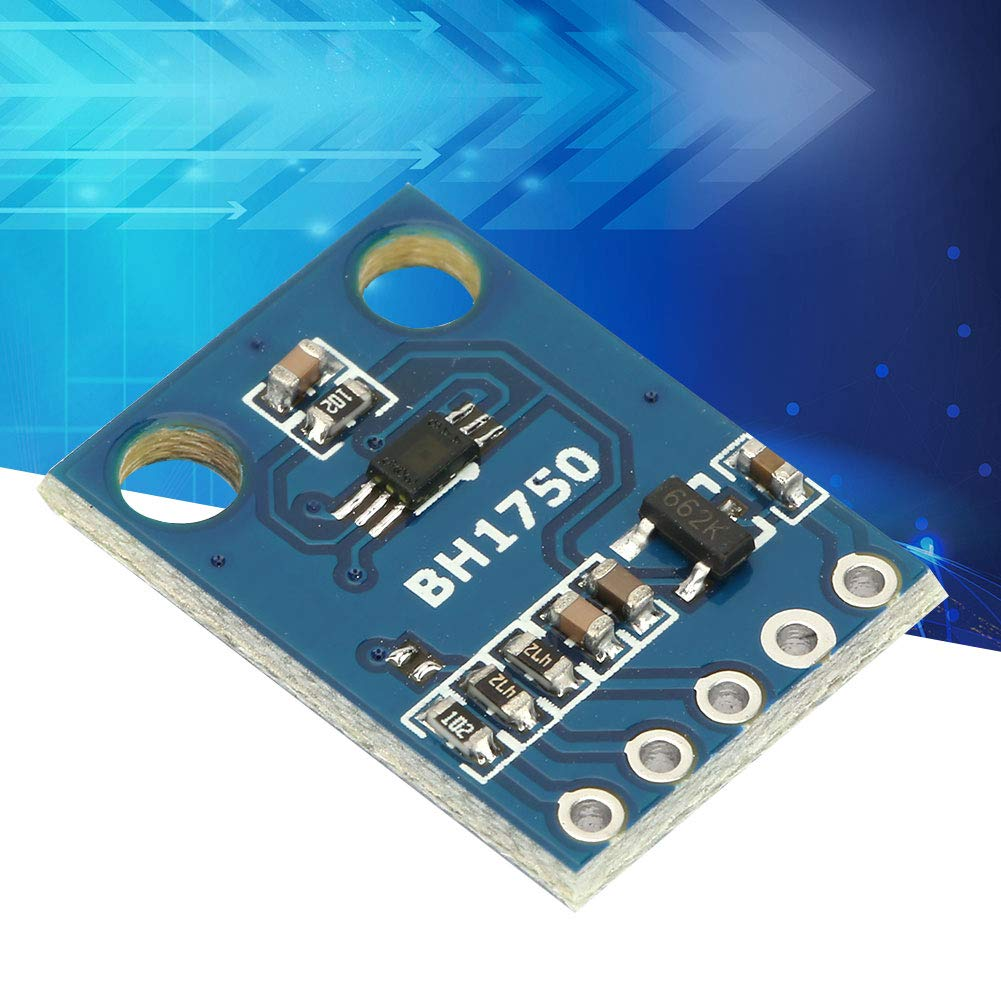 Modulo BH1750 GY-302 Sensore di intensit/à luminosa digitale Modulo di integrazione chip BH1750 Alimentazione 3-5V