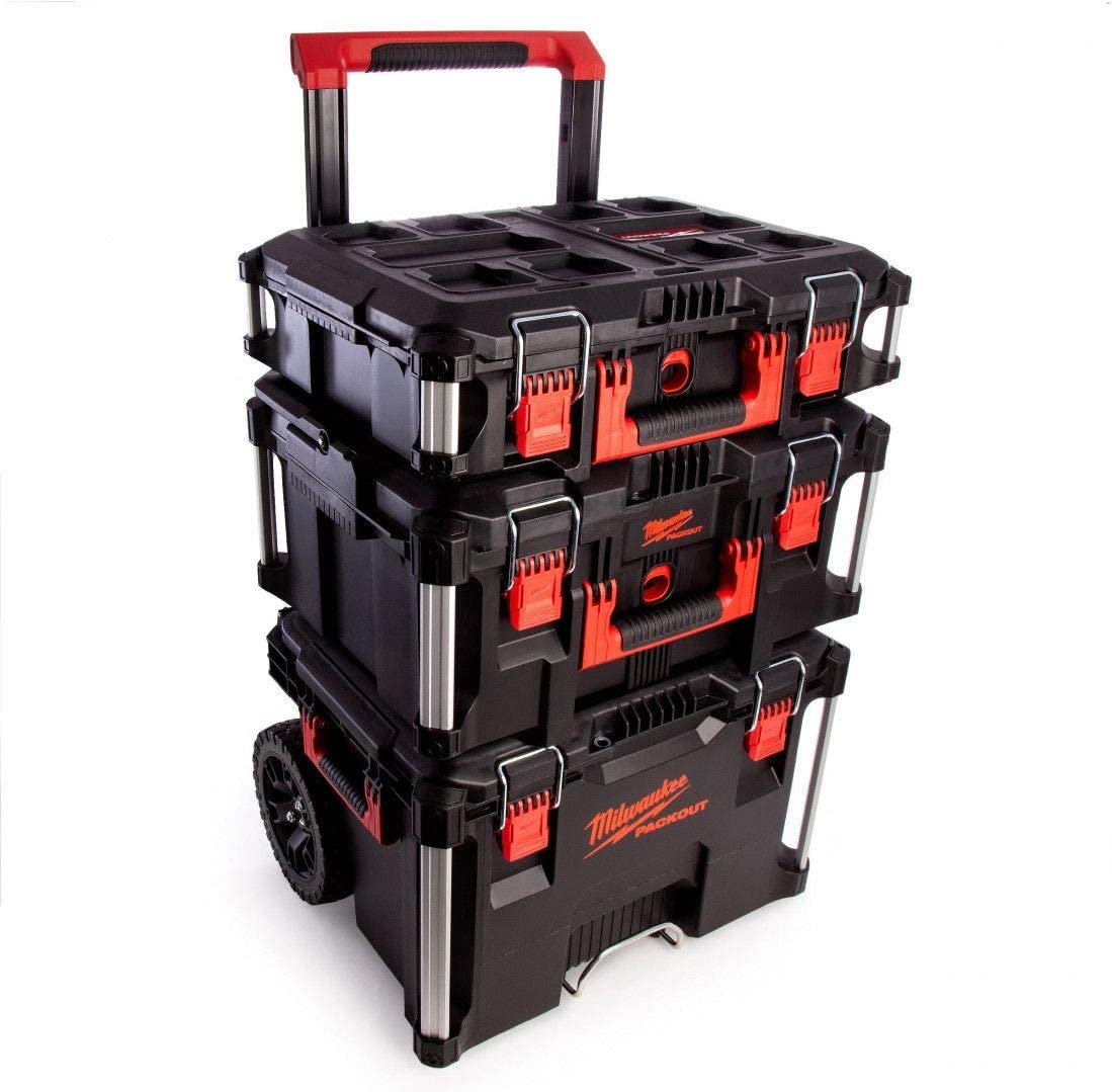 Conjunto de Carro, Caja y maleta Packout