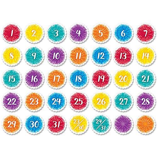 Creative Teaching Press Calendar Days Decorative Paper (8531)
