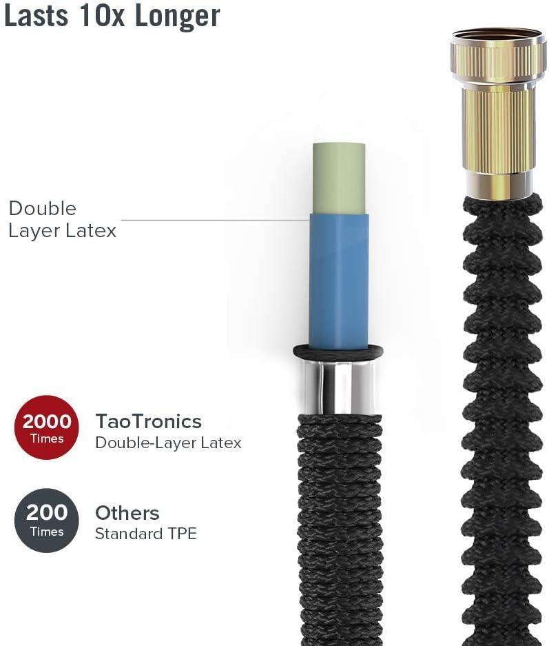 Black TaoTronics TT-MS004