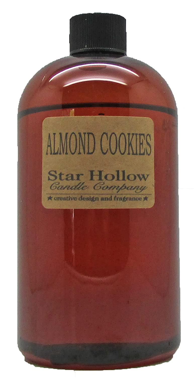 Star Hollow Candle Co Almond Cookies Fragrance Oil, 16 oz, Brown