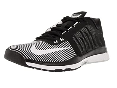 Nike Zoom Speed Tr 3 Mens Black White Trainer Running Sneakers Size 13