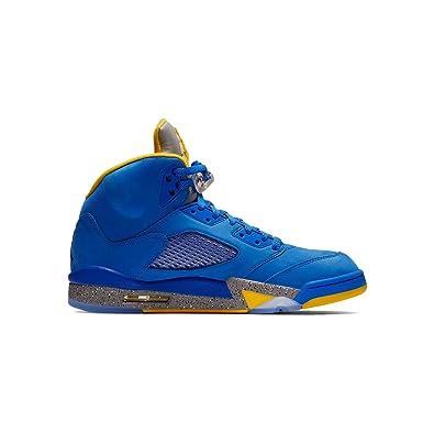 ee67ce03b2b Nike Air Jordan 5 V JSP Laney Varsity Royal Blue CD2720-400 US Size 8