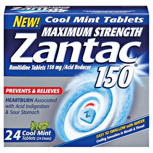 zantac-150-acid-reducer-maximum-strength-cool-mint-tablets-24-ct