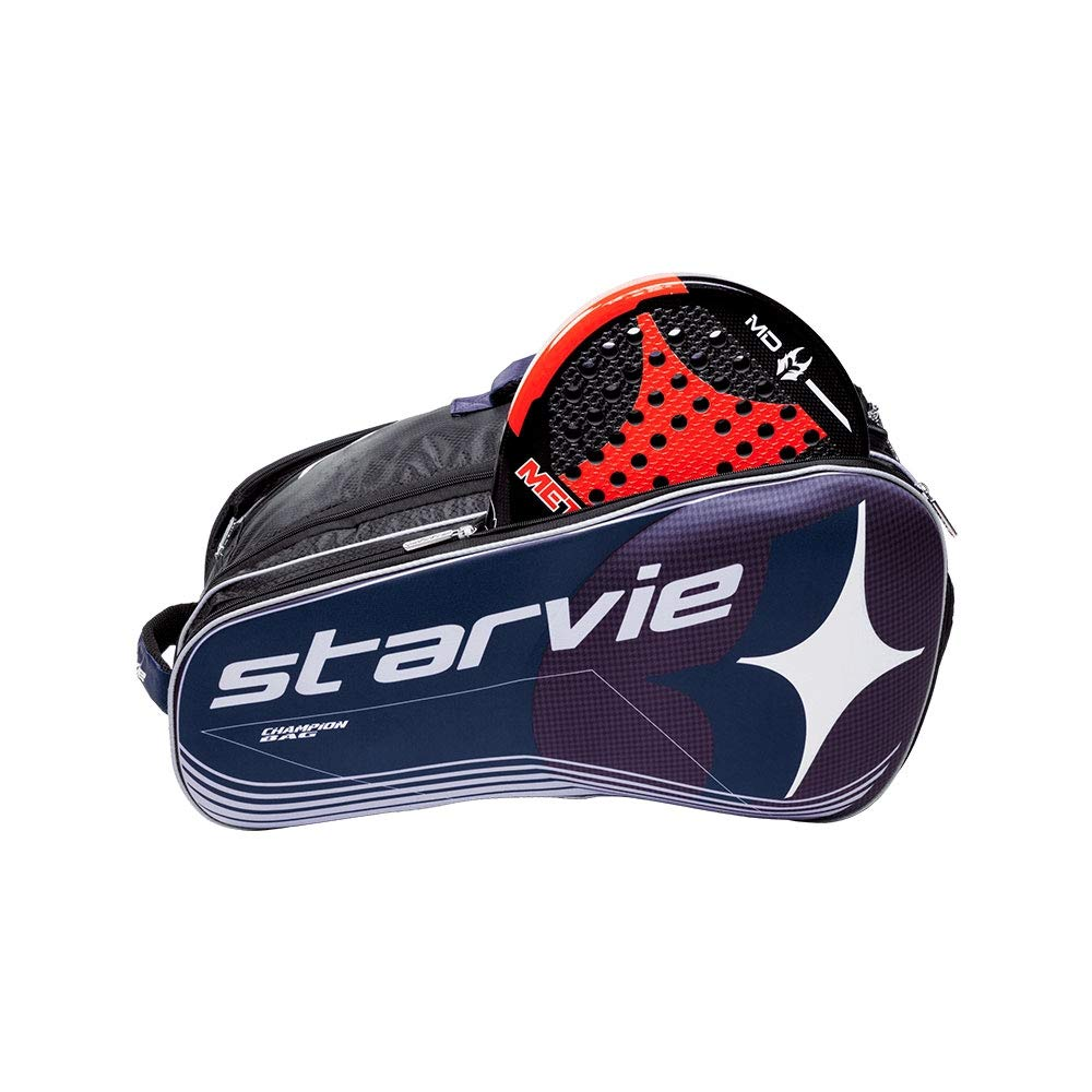 Star vie PALETERO Champion Bag Azul: Amazon.es: Deportes y ...