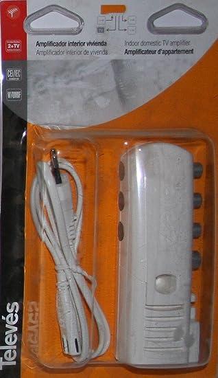 Televes 5528 4395 AMPLIF VIV 3SAL