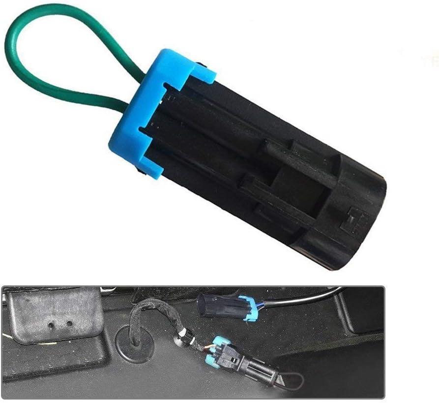 UTVDistribution Seat Belt Harness Override Clip Bypass Plug for Can-Am /& Polaris Models RZR X3
