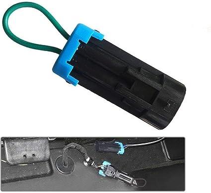 For Polaris Seat Belt Harness Plug Connector Bypass Ranger XP 500 570 900 1000