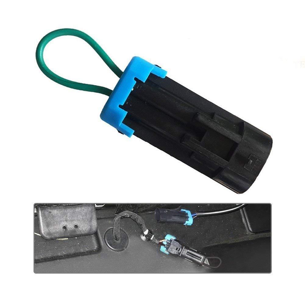 1 Pair Seat Belt Bypass for Polaris Ranger RZR 900 1000,Harness Override Clip for Can Am Maverick Commander Defender Accessories-BUNKER INDUST