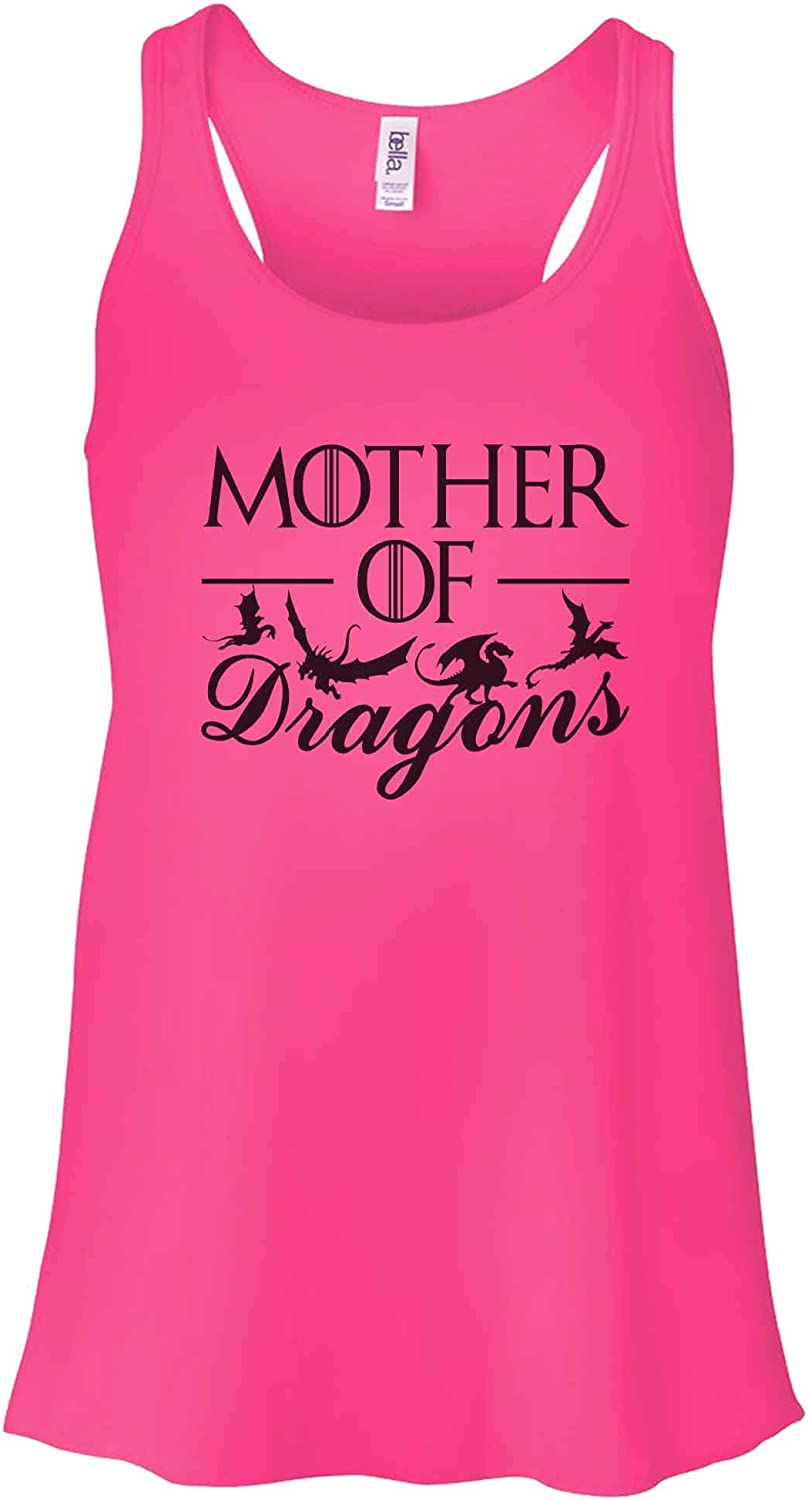 Mother of Dragons Tank Top Funny Dragon