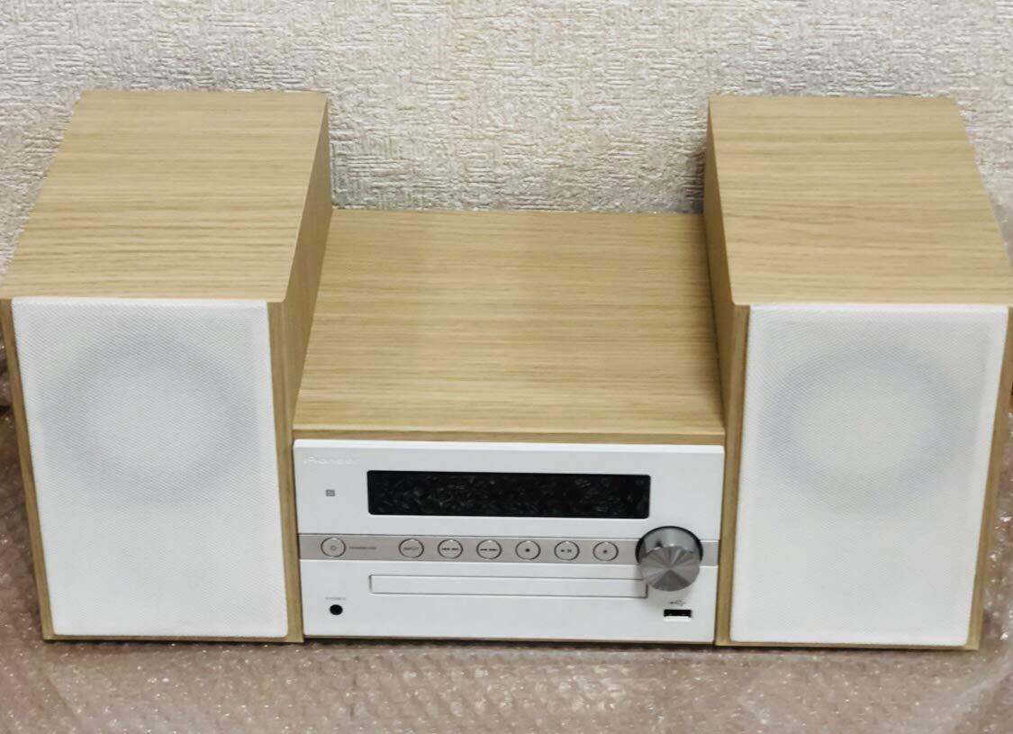 Pioneer CD mini component system X-CM56 (W) (White)
