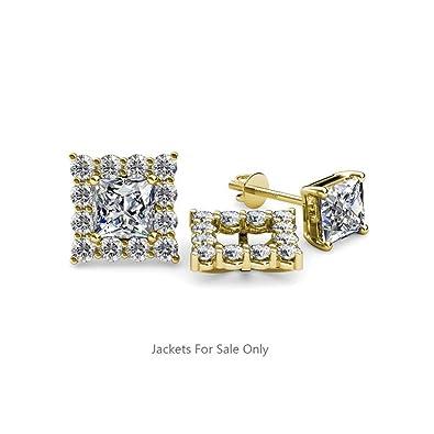 Amazon.com Rolex Jewells 0.74 ct tw Round Cut Stone in