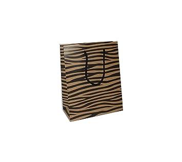 NUEVO** Grandes bolsas de regalo de papel - Tigre de ...