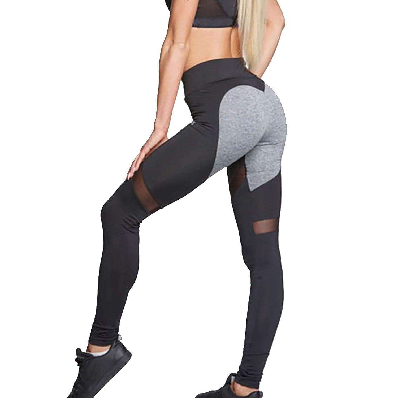 Tenxin Pantaloni Sportivi a Forma di Cuore Con Leggings a Forma di Cuore in Maglia di Nylon Yoga Fitness Spandex Palestra Pantaloni Leggins