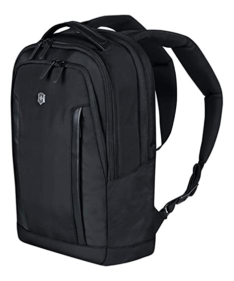 f1fa16d6d Victorinox Altmont Professional Compact Laptop Backpack, Black, One Size:  Amazon.ca: Luggage & Bags