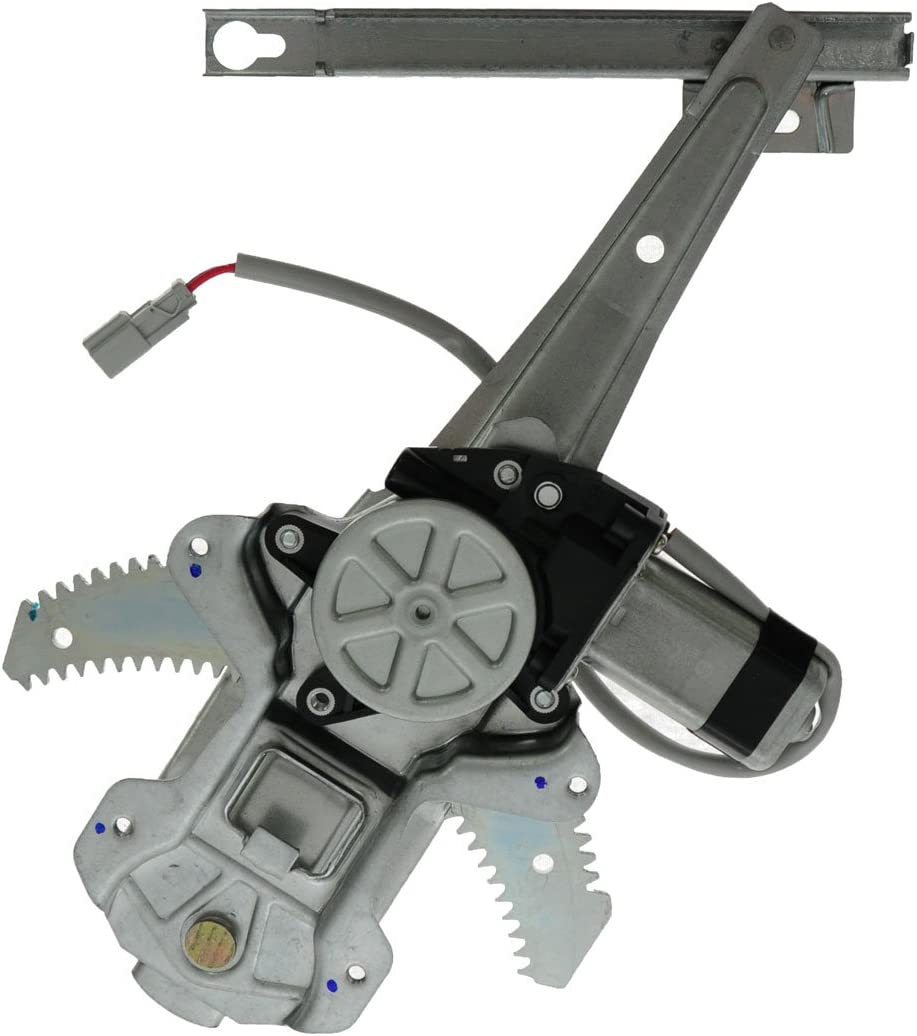 Fits 97-01 Hd Cr-v Power Window Regulator with Motor Front Left Driver