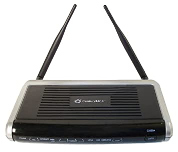 Actiontec C2000A Wireless N VDSL2 Modem Router