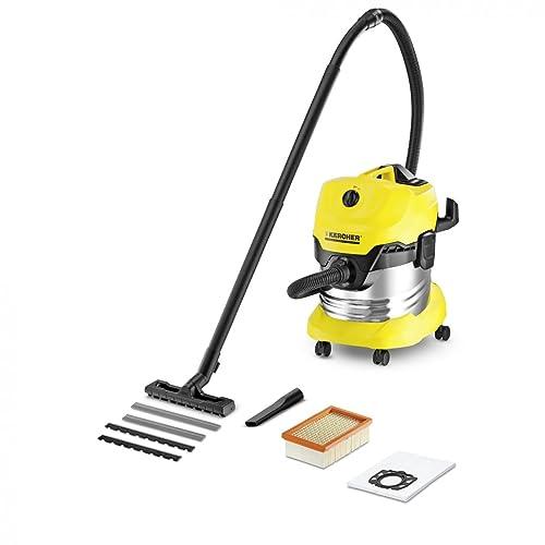 Kärcher WD 4 Premium Aspirateur multifonction eau et poussières