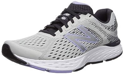 748a453982ebb New Balance Women's 680v6 Cushioning Running Shoe, Summer Fog/Iodine  Violet, ...