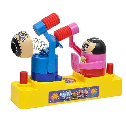 Abboard Kids Juguete contra el Hombre Hit Head Pelea Marionetas ...