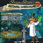 Brian Brain's National Curriculum KS2 Y4 Science Mixed Topics | Russell Webster