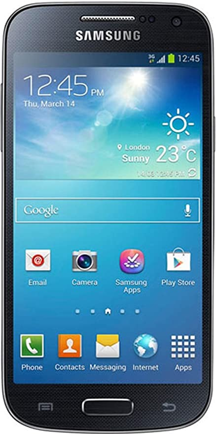 Samsung I9195 Galaxy S4 Mini Smartphone, 8 GB, Marchio Vodafone ...