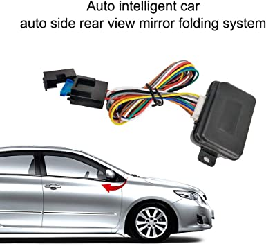 Auto Intelligent Car Side Rearview Mirror Automatic Folding System Car Accessory