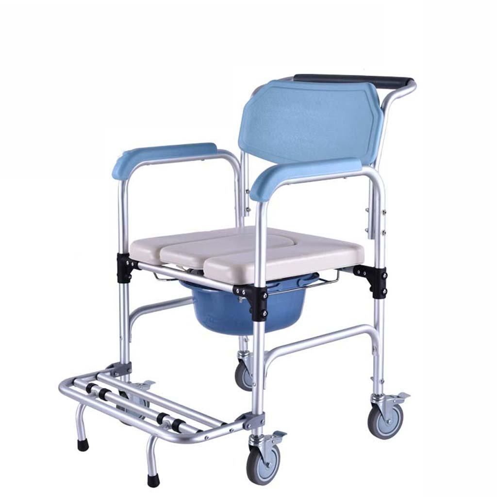 専門店では シュウクラブ@ 51 椅子の椅子の妊娠中の女性は、高齢者のトイレのスツールアルミニウム合金55* 51*(84* 94)*(84 94) B07FGDYR9F, MUSICLAND KEY -楽器-:51c557b7 --- zsakgyar.hu
