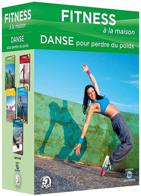 Fitness à la maison 1 : Danse pour perdre du poids Francia DVD ...