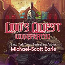LION'S QUEST: UNDEFEATED: A LITRPG SAGA
