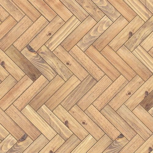 Casa De Muñecas Escala 1//12th Diseño De Pino tabla del suelo papel muy detallada
