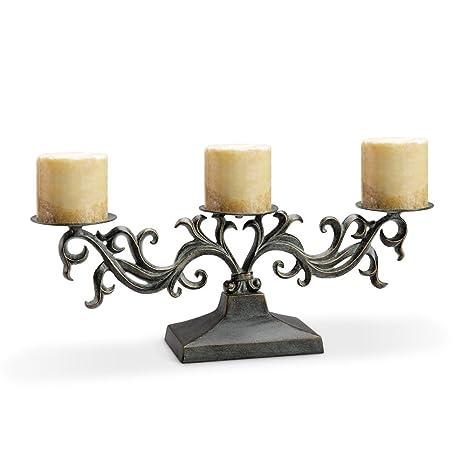 2d219d437664c Amazon.com: Viridian Bay Sienna Collection Toscana 3 Pillar ...